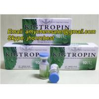 China Legit Kigtropin HGH Human Growth Hormone for muscle gaining top quality and good appearance on sale