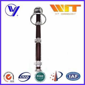 Substation HV High Voltage Surge Arrester Protector with ZnO Varistor Manufactures