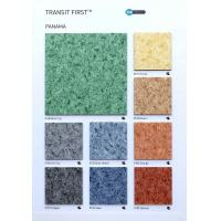 4-Gerflor  PUR treatment Multi layer compact PVC vinyl flooring roll- TRANSIT FIRST PANAMA Manufactures