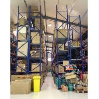 Adjustable Galvanized Heavy Duty Metal Shelving Manufactures