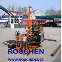 Portable Drilling Rig Equipment , Borehole Drilling Rig For Wireline Diamond Core Drilling Manufactures