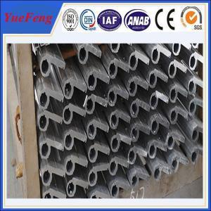 Anodized aluminium square pipe fittings for hinge,aluminium heavy duty door hinge Manufactures