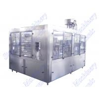 China Bottle Juice Filling Machine , Beverage Filling Equipment Automatic Operation on sale