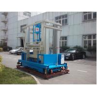 Reliable Mobile Elevating Work Platform 20 M Aluminum Alloy Hydraulic Boom Lift Manufactures