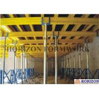 H20 Wooden Beam Slab Formwork Systems , Deck Slab Shuttering High Loading Bearing