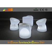 Professional Modern LED Bar Stools For Events 52cm X 52cm X H 65cm Size Manufactures