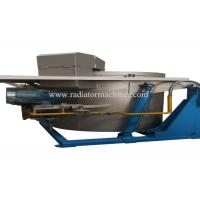 China Gas Fired Metal / Aluminum Melting Furnaces For Aluminum Scraps 350 - 1000 KGS on sale