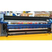 3.2M Epson Eco Solvent printer with 3 DX7 for high speed printing in flex banner Manufactures