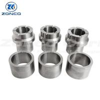China Tungsten Carbide Sleeve With Grinding Finishing High Temperature Resistance on sale