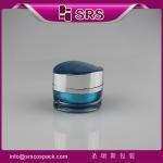J104 15g 30g 50g cosmetic acrylic cream jar Manufactures