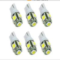 China 12V T10 194 , 168 , 2825 Epistar SMD LED Car Lighting Lamp Bulb energy saving for car interior on sale