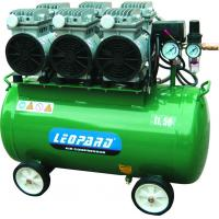 High Performance Oil Free Air Compressor , Electric Driven Air Compressor 3HP 115psi Manufactures