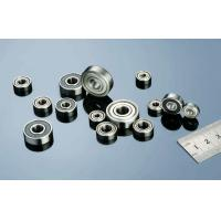 9Cr18 High Strength Dental Ball Bearing , SR144 High Speed Miniature Bearing Manufactures