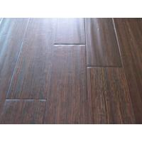 China Strand Woven Stained Bamboo Flooring - Cherry on sale