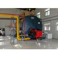 Industrial Fire Tube Steam Boiler Horizontal Type For Textile Industry Manufactures