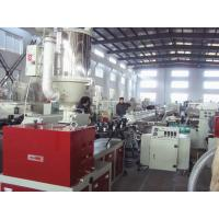 PERT Plastic Pipe Extrusion Line Plastic Pipe Manufacturing Machine High Efficiency Manufactures