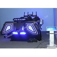 Family Cinema 9D VR Simulator Six Seats Virtual Reality Gaming Machine One Year Warranty Manufactures