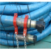 China 3, 4 Flexible High Pressure Steel Wire Braided Rotary Vibrator Drilling Hose on sale