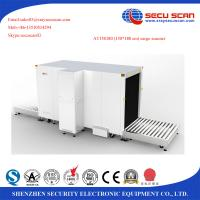 Quality Multi - Energy X Ray Security Inspection System For Cargo With 2000kg Load In Nuclear Power Station / Railways for sale