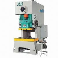 Stamping Press Machine for Hole Punching, with Adjustable Stroke Manufactures