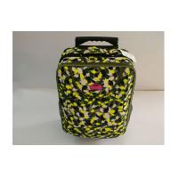 Customized Camouflage Small Hand Luggage Suitcases with Double Roller Design Manufactures