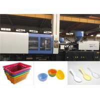 China 100T Thermoplastic Shoe Sole Injection Molding Machine All Computer Control on sale