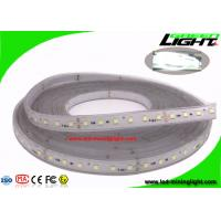 Low Voltage 24V LED Flexible Strip Lights Explosion Proof  For Underground Mining Tunneling Manufactures