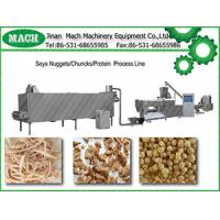 hot sale high capacity automatic twin screw soy Extruder machine Manufactures