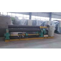 245MPa Roll Bending Machine Mechanical Structure One Year Warranty Manufactures