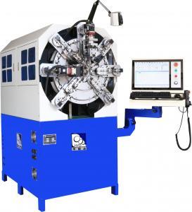 CNC Control Spring Bending Machine / Spring Coiler Diameter 0.3 - 2.5mm