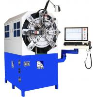 Quality CNC Control Spring Bending Machine / Spring Coiler Diameter 0.3 - 2.5mm for sale