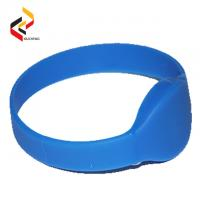 China Cheap price children tracking RFID silicone wristband/Medical intelligent wristband on sale
