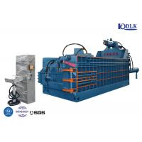 DBM-250 Bale Size 1500*850 Color Customized Hydraulic Baling Machine For Aluminum for sale