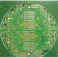China Rigid Multilayer PCB / PCBA FR4 Material Green Solder Mask Copper 1OZ CE Rohs Compliant on sale