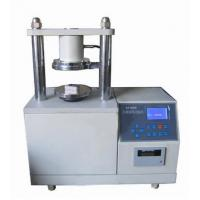 Touch Screen Tensile Strength Testing Machine Digital Ring Crush Tester For Paper Test Manufactures