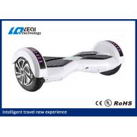 Portable 700 Watts 8 Inch Hoverboard With Samsung Battery And Bluetooth