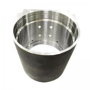 Customized CNC Precision Components Alloy Metal Titanium Valves Wear Resistant Manufactures