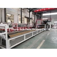 China LVT Vinyl Plank Flooring Production Line Waterproof Plastic Flame Retardant on sale