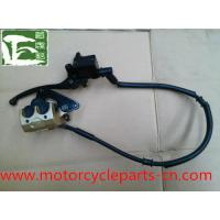 Quality Bajaj Pulsar NS200 Motorcycle Parts Hydraulic Disc Brake Sets Brake Calipers for sale