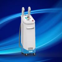 China Best popular CE approved 8 inch touch colour screen opt shr ipl hair removal machine with CE FDA approved on sale