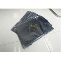 Small Conductive ESD Shielding Bags / Static Dissipative Bag For Circuit Board Manufactures