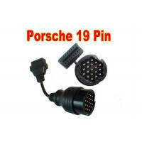 Porsche 19 Pin to 16 Pin Female OBD2 Car Diagnostic Adapter Cables Manufactures