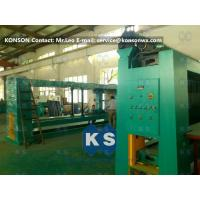 Full Automatic Heavy-Duty Hexagonal Wire Netting Machine , Galvanized And Zinc Coated Manufactures