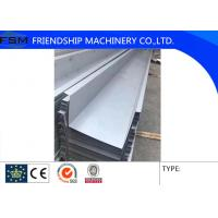 China Galvanized/Aluminum Alloy/Stainless Steel roof gutter Bending for Metal Building Materials on sale