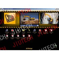 China Auto Diagnostics Software JCB Servicemater 2 v8.1.0 With Multi Language Editing Tool on sale