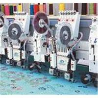 MODERN XD 606 Coiling Mixed Head Embroidery Machine Manufactures