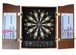 Cabinet with Electronic Dartboard (ED-008) Manufactures