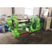 Water Cooling Type 16 Inch Open Type Rubber Mixing Mill Machine Use Hard-Teeth Gearbox Manufactures