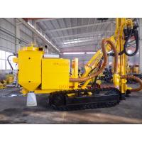 200M Deep Hole High Torque Hydraulic DTH Drilling Rig with Diesel Cummins Engine Manufactures