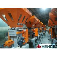 Quality Resin & Rubber 6 Color Gravimetric Mixer Machine 800 KG / H With Floor Stand for sale